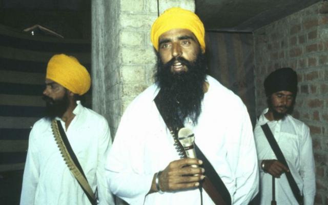 Sant Jarnail Singh Bhindranwale Saintsoldiers Net